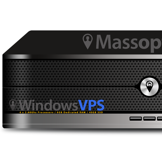 Professional Windows 2012 Server VPS